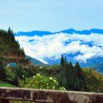 Pemandangan Menyusuri Kaki Gunung Kinabalu