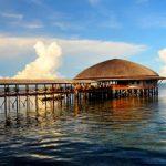 Pusat Pelancongan Lautan Semporna 2