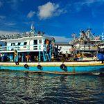 Feri Pelancong Semporna Sabah