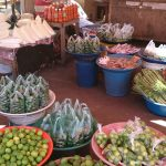 Hasil Buah Buahan Di Pasar Semporna Sabah