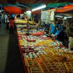 Jualan Kristal Dan Mutiara Di Pasar Filipina Kota Kinabalu