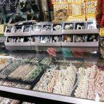 Jualan Kristal Dan Mutiara Perhiasan Wanita Terkenal Di Pasar Filipina Kota Kinabalu