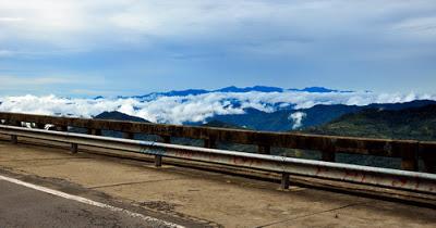 Pemandangan Sekitar Kaki Gunung Kinabalu