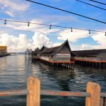 Resort Pelancong Di Pusat Pelancongan Lautan Semporna