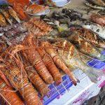 Seafood Di Pasar Filipina Kota Kinabalu