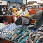 Suasana Pasar Semporna Sabah
