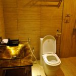 Tandas Di Hotel Shervinton Terletak Di Jalan Bunga Tawau