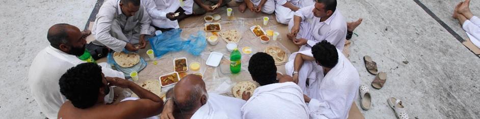 Cara Makan Islam