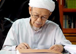 YAB Dato' Bentara Setia Tuan Guru Haji Nik Abdul Aziz Nik Mat