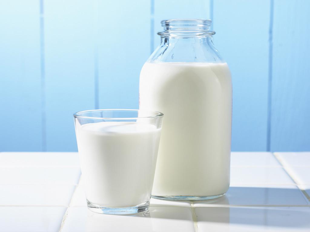 milk susu