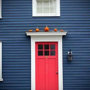 Padanan Warna Cat Rumah Ungun Putih Dan Merah