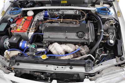 Gsr Enjin 4g93t