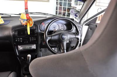 Seat Recaro Evo 3 Steering Momo