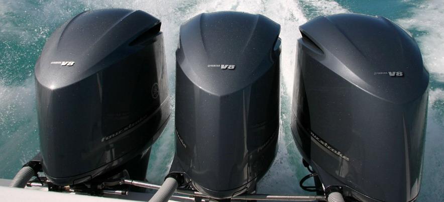 V8 Outboard