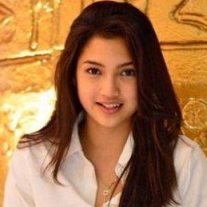 Pelakon jelita Atikah Suhaime.