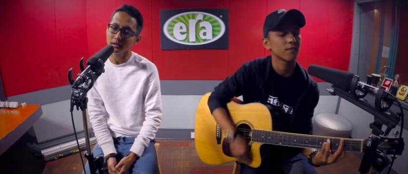 Akustik Mashup Lagu Ku Rela Dibenci Terakhir Aiman Tino Dengan Sufian Suhaimi
