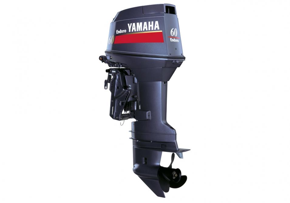 Enjin sangkut Yamaha Enduro 2S 60HP