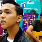 Gambar Aiman Tino Menyanyi Akustik KLFM