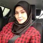 Gambar pelakon baru meletop Niena Baharun