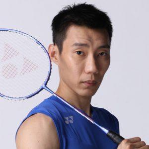 Gambar pemain badminton perseorangan negara Datuk Lee Chong Wei