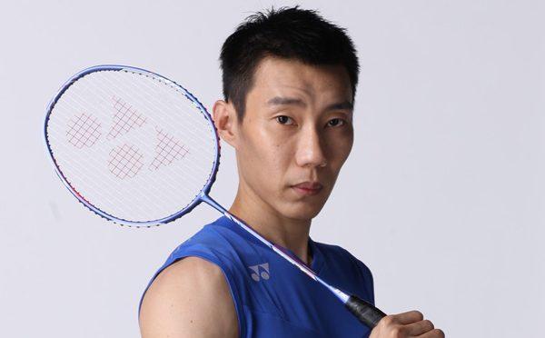 Gambar pemain badminton perseorangan negara Lee Chong Wei