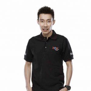 Gambar posing Datuk Lee Chong Wei.