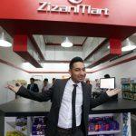Promosi kedai Zizan Mart