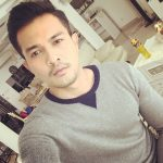 Gambar selfie Saharul Ridzwan
