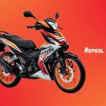 Honda RS150R Malaysia versi Repsol