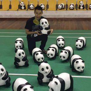 Lee Chong Wei 1600 Panda