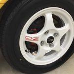 Mitsubishi Lancer GSR Evolution III OZ Crono 15 inch rim