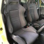 Mitsubishi Lancer GSR Evolution III Recaro front seat
