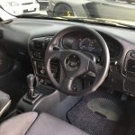 Mitsubishi Lancer GSR Evolution III dashboard
