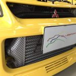 Mitsubishi Lancer GSR Evolution III front intercooler