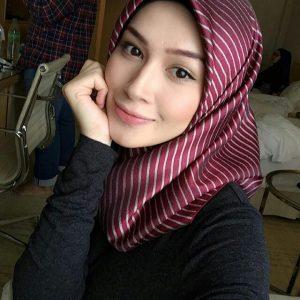 Pelakon Niena Baharun berasal dari Negeri Kelantan