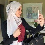 Pengasas Hijab Jenama Naelofar Adalah Neelofar