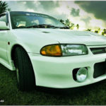Proton Wira 2005 modified Evo (bumper EVO 2)