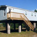 Rumah panjang pedalaman unik dikawasan rendah.