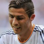 Style rambut Cristiano Ronaldo