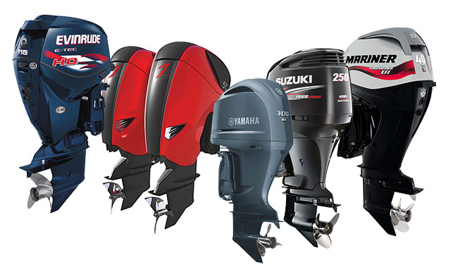 Top Outboard motor