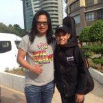 Aiman Tino Dengan Ronnie
