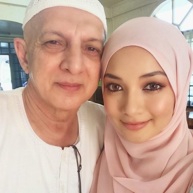 Ayah Kandung Tan Sri Mohd Noor Ayah Neelofa