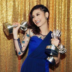 Ayda Jebat 2016 Award