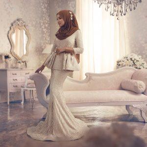 Gambar Promosi Pakaian Muslimah Neelofar
