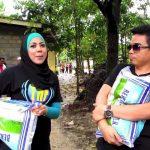 Misi Banjir THR DJ Zura Dengan Shah