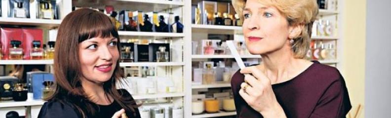 Perfume Testing