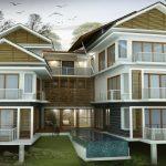 Rumah Corak Kampung Moden Terbaru