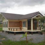 Rumah kampung ala resort
