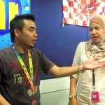 Shah Dengan Zura Dalam Studio Thr
