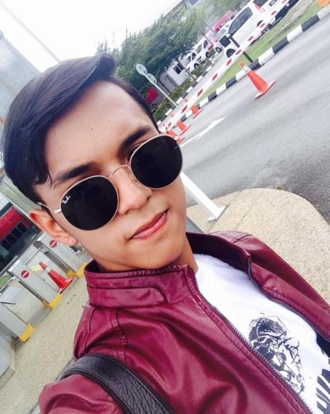 Style Rambut Aiman Tino Penyanyi Baru